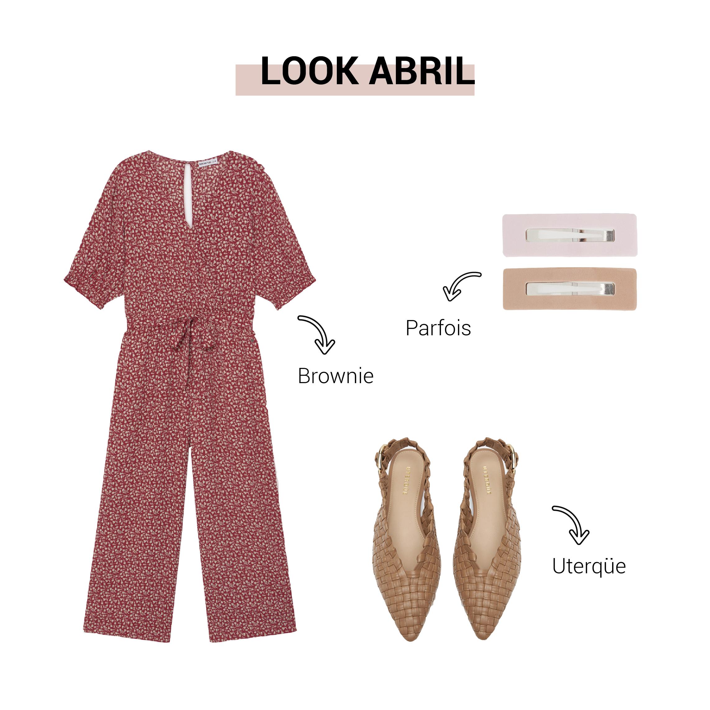 Looks del mes Abril 2