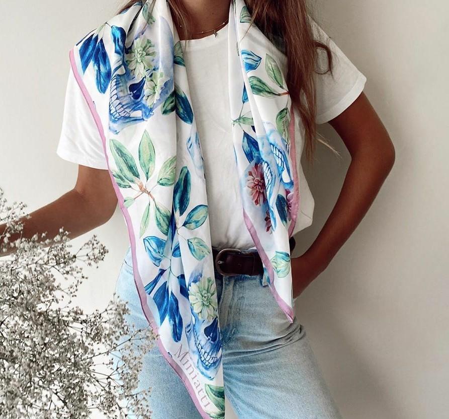 Miniatti: pañuelos para mujer - helte design