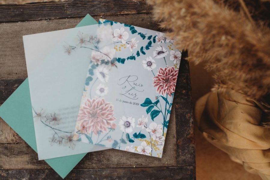 Como redactar una invitación de boda