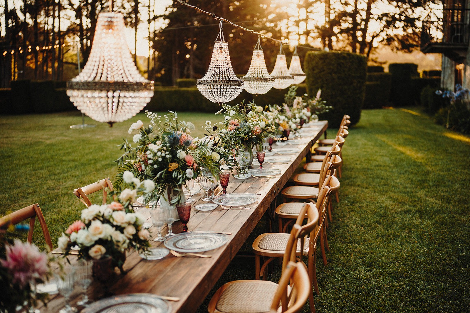 Una boda italiana en Galicia